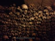 Catacombs of Paris, Frane