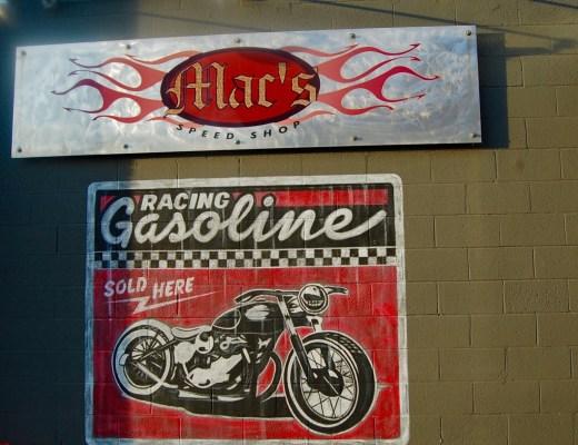 A2F Mac's Speed Shop