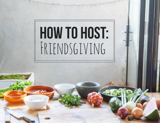 A2F How to Host: Friendsgiving