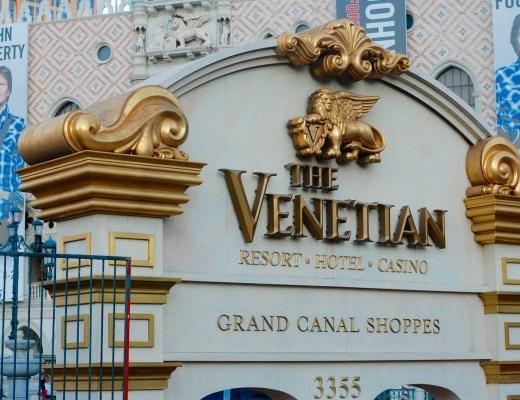 A2F Las Vegas Venetian Hotel