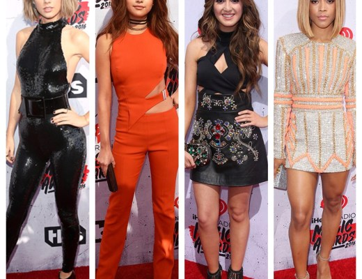 A2F 2016 Best Dressed: I Heart Radio Music Awards