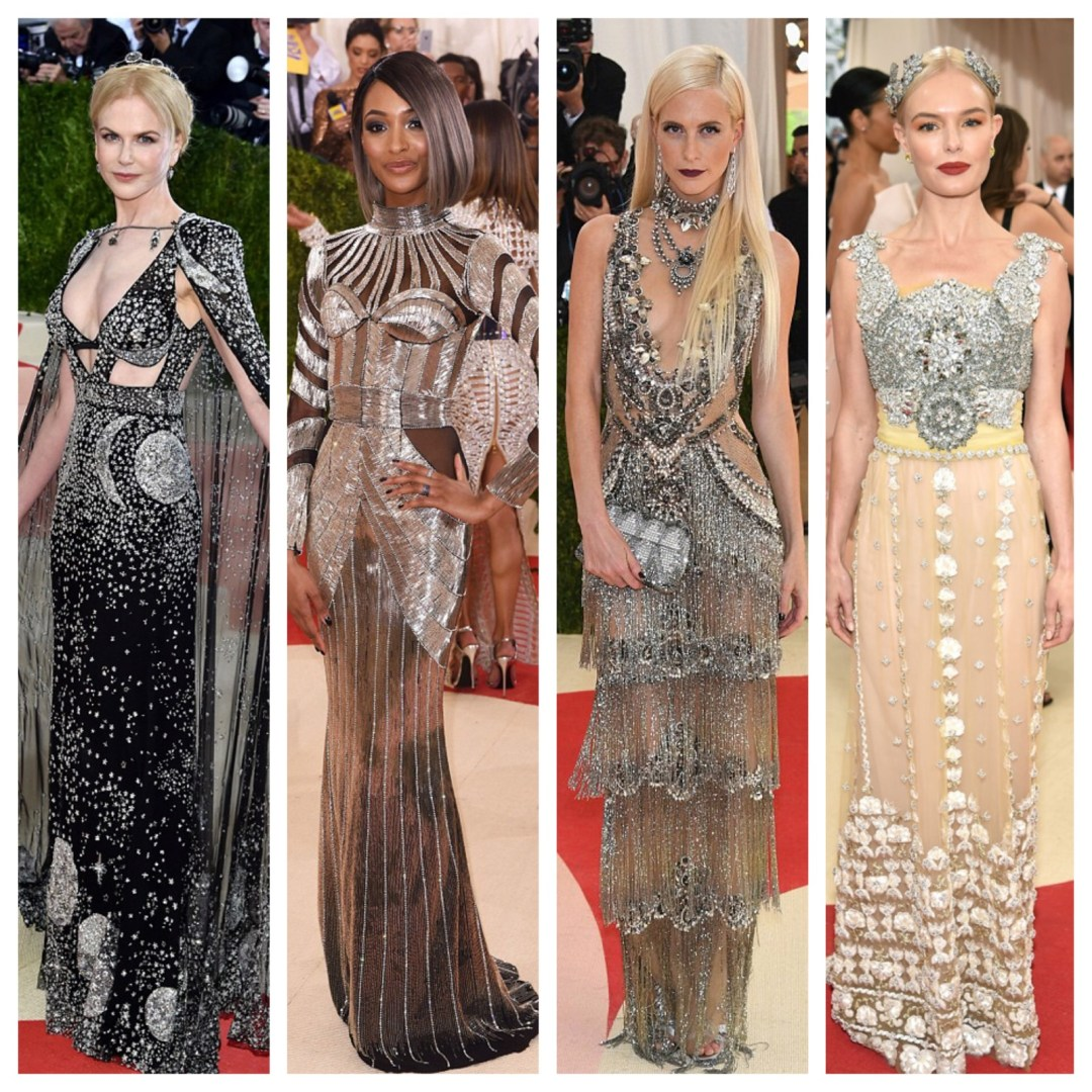A2F Best Dressed MET Gala