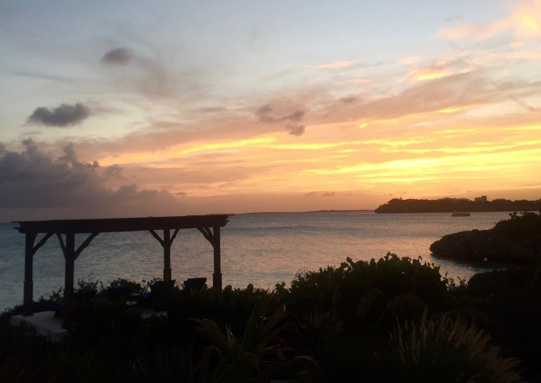 A2F Turks and Caicos Sunset