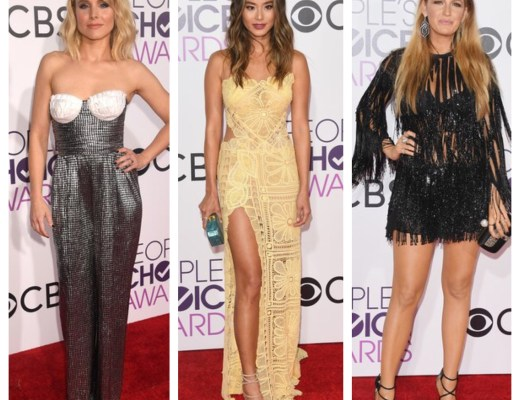 A2F Best Dressed: 2017 People's Choice Awards Featured Image