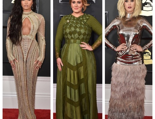A2F Best Dressed: 2017 Grammys Feature Image