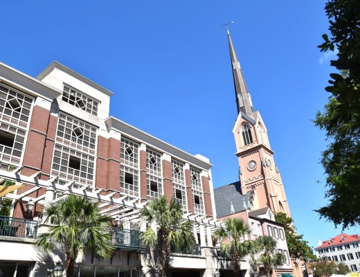 A Weekend in Charleston feature