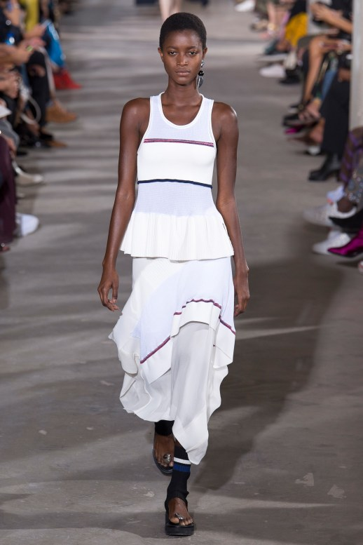 A2F NYFW S/S 2018 Bright Whites 3.1 Phillip Lim