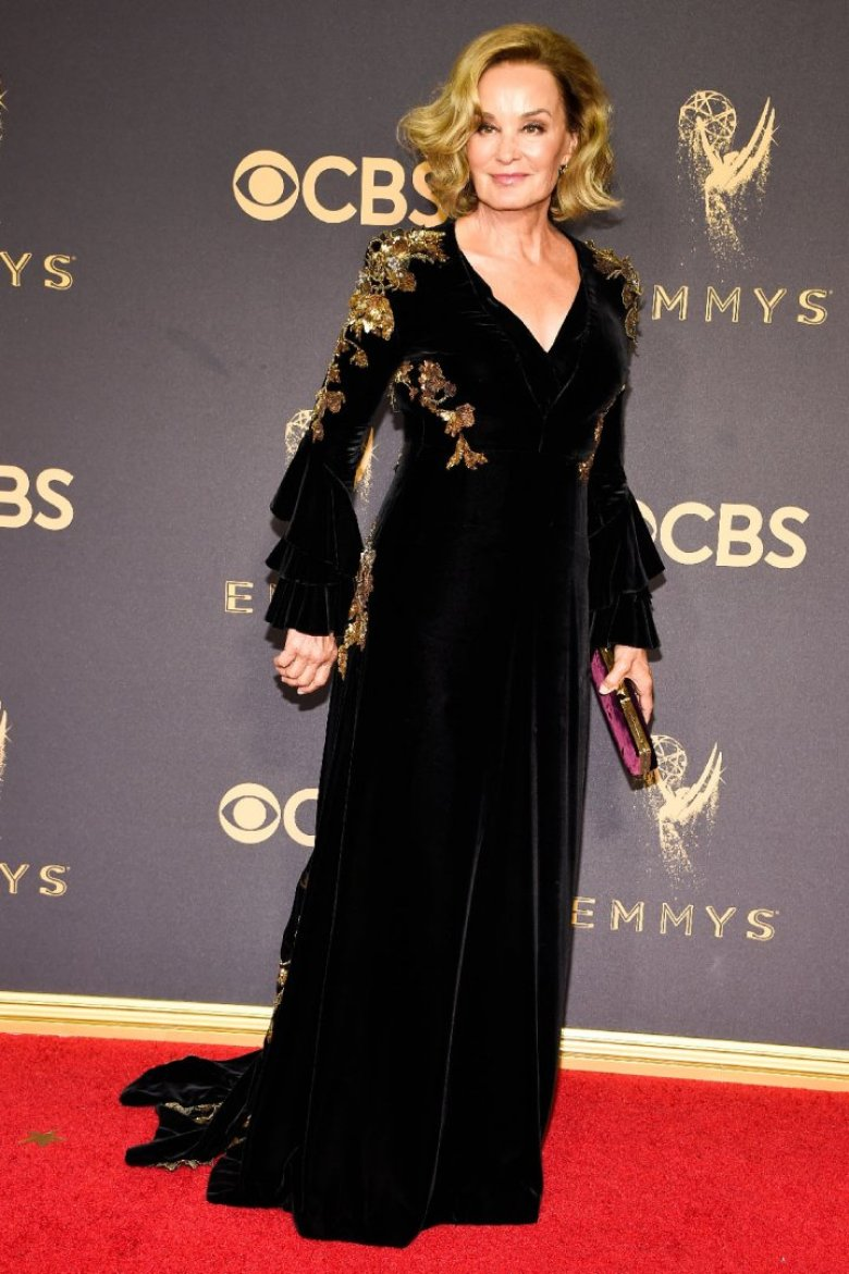 A2F Best Dressed: Jessica Lange in Gucci
