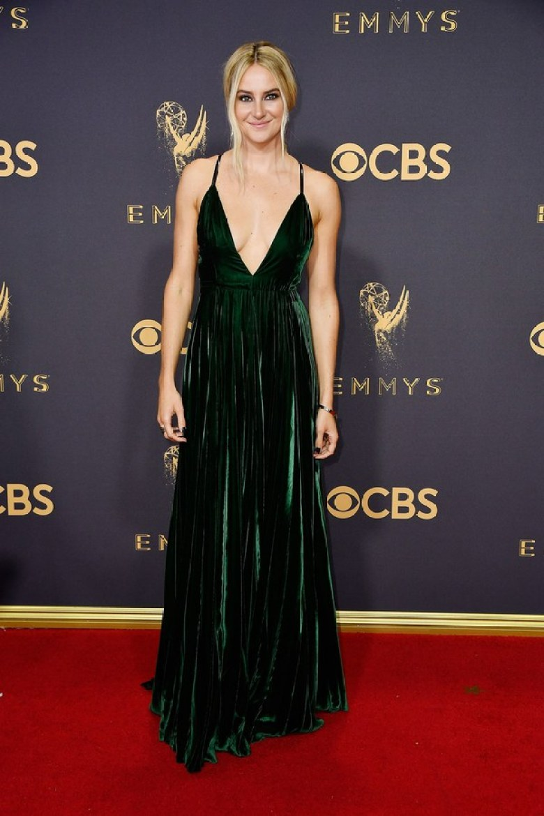 A2F Best Dressed: Shailene Woodley in Ralph Lauren