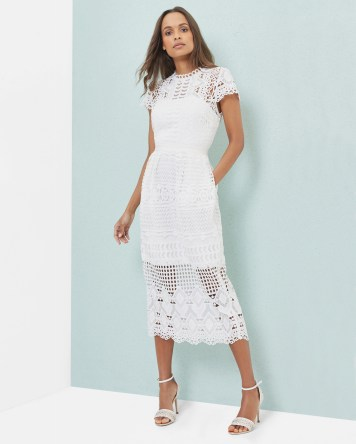 Ted Baker - Lace Tulip Dress