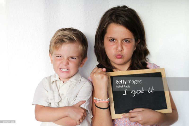 The Joys of Being INTJ Siblings: We're learners and teachers. Photo Credit to Isabel Pavia www.gettyimages.com