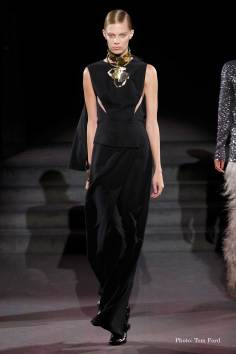 Tom Ford, 2016 Ready-to-Wear, Look 46. Vogue.com