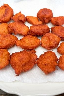 1Introvert Eats - Sweet Potato Recipes, Fritters 4. Photo Credit: I'mari Avey