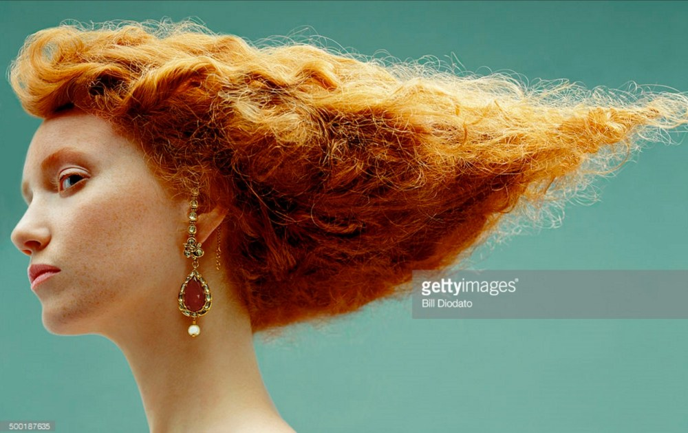Girl with Stylish Hair. Photo Credit: Bill Diodato - 500187635. gettyimages.com. INTJ Fashion Trend Report for 2017. Alwaysuttori.com