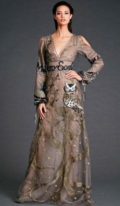 Photo Credit: Dennis Basso via vogue.com. INTJ Fashion Trends for 2017