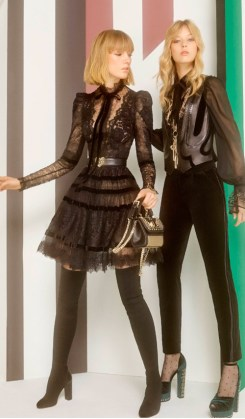 Photo Credit: Elie Saab via vogue.com. INTJ Fashion Trends for 2017