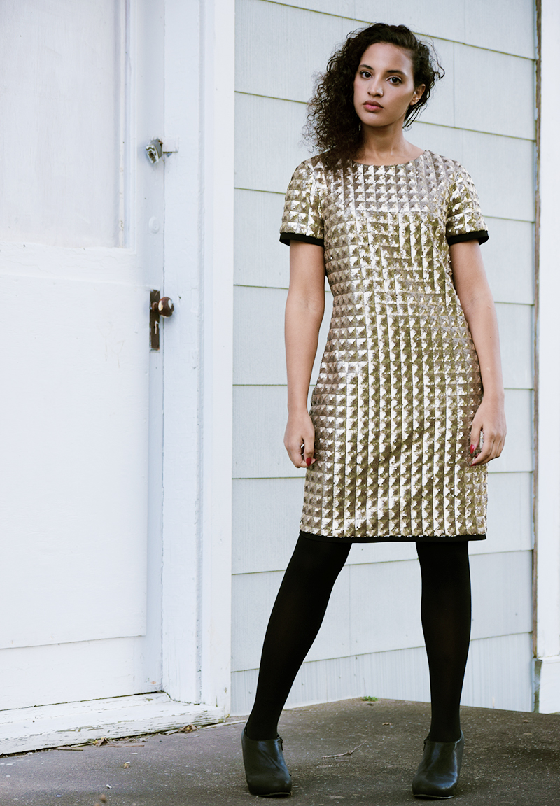 Goldfinger Christmas, photo 4. Photo Credit: Mechelle Avey.Introvert Life - New Year's Fashion Look 5. Alwaysuttori.com