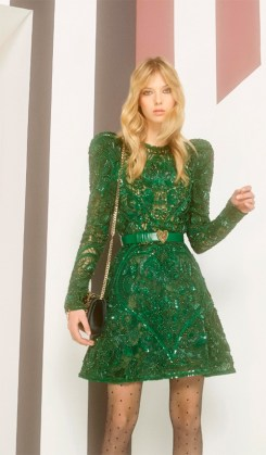 Pre-fall 2017. Elie Saab. Vogue.com. INTJ Fashion Trends for 2017. Alwaysuttori.com
