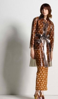 Photo Credit: Tory Burch via vogue.com. INTJ Fashion Trends for fall 2017.