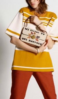 Photo Credit: Tory Burch via vogue.com. INTJ Fashion Trends for 2017