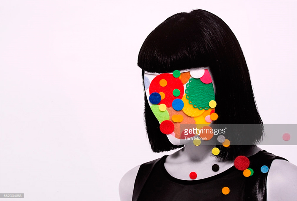 Woman with felt circles on her head. Photo Credit: Tara Moore. gettyimages.com. Introducing the INTJ Challenge. Alwaysuttori.com