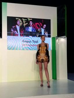 Angus Tsui, Look 2. Photo Credit: I'mari Avey. Global Fashion Outlook 2018. Alwaysuttori.com