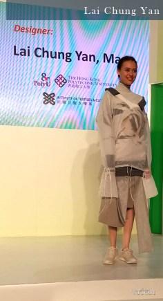 Lai Chung Ma. Photo Credit: I'mari Avey. Global Fashion Outlook 2018. Alwaysuttori.com