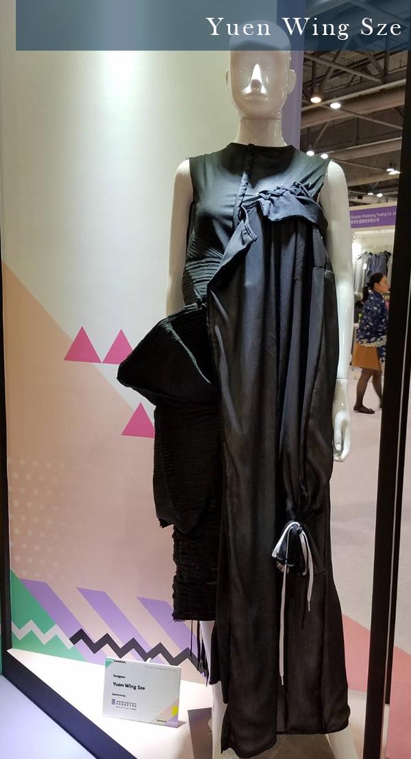Yuen Wing Sze. Photo Credit: I'mari Avey. Global Fashion Outlook 2018. Alwaysuttori.com