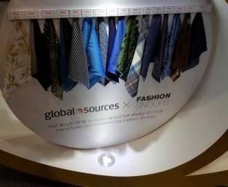 Photo Credit: I'mari Avey. Global Fashion Outlook 2018. Alwaysuttori.com