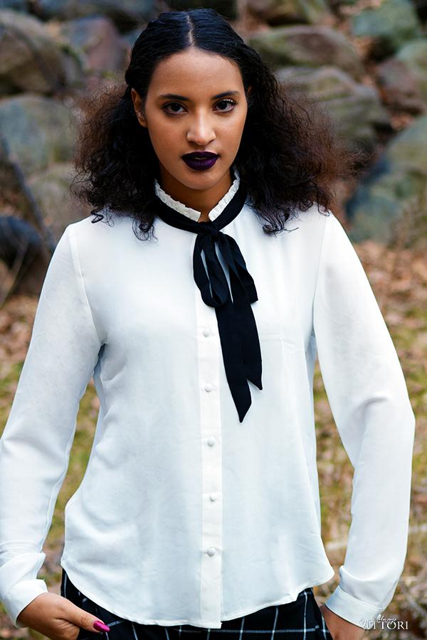 Girl Boss Fierce, L5, P3. Photo Credit: Mechelle Avey. Spring Fashion, Girl Boss Fierce, Look 5. Alwaysuttori.com