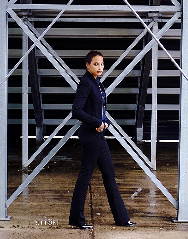 Girl Boss Fierce L2, P3. Photo Credit: Mechelle Avey. Spring Fashion 2017: Girl Boss Fierce, Look 2. Alwaysuttori.com