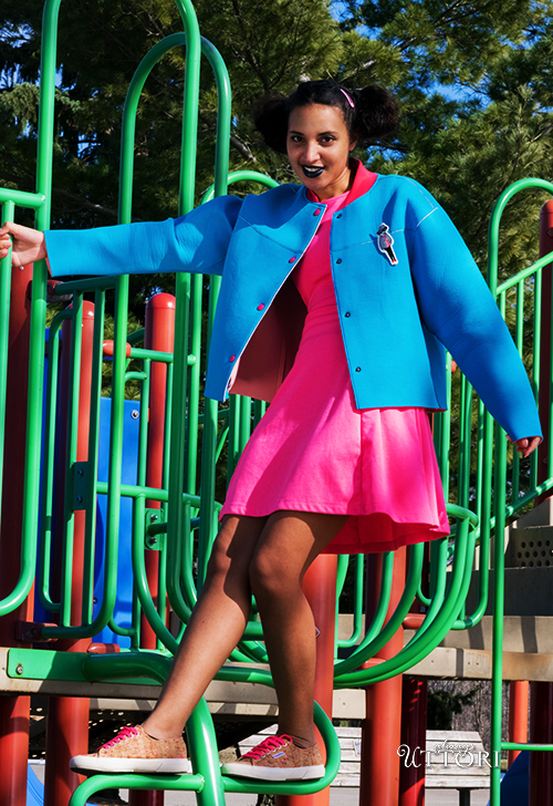 On Trend Summer, Color Bright, L1, P1. Photo Credit: Mechelle Avey. On Trend Summer. Alwaysuttori.com