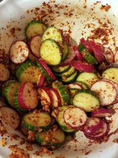 Seasoned Pickles