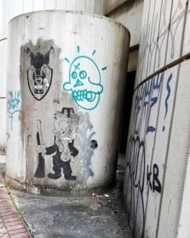 HK Art 162813-01. Photo Credit: Alwaysuttori.com. Culture Files: Hong Kong Street Art.