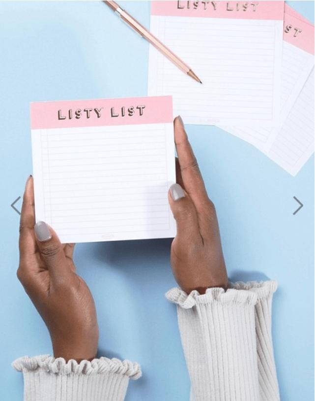 2017 INTJ Christmas Shopping Guide