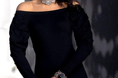 Bardot in Black. Photo Credit: Always Uttori. Always Uttori New Year | Bardot Black. Alwaysuttori.com