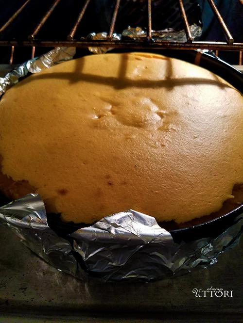 First Bake. Photo Credit: Always Uttori.Girl + Food: Sweet Potato Cheesecake + Brown Betty Cookbook Review. Alwaysuttori.com