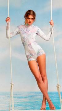Cynthia Rowley 2. Photo Credit: Vogue.com. Uttori Style   2018 Spring Transition Fashion. Alwaysuttori.com