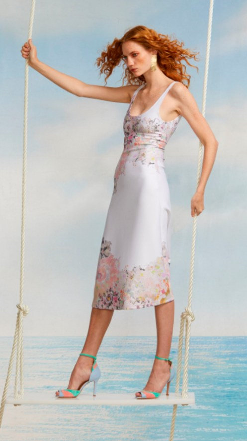 Cynthia Rowley 1. Photo Credit: Vogue.com. Uttori Style   2018 Spring Transition Fashion. Alwaysuttori.com
