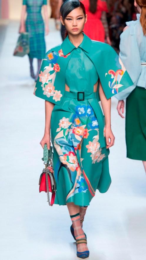 Fendi 1. Photo Credit: Vogue.com. Uttori Style   2018 Spring Transition Fashion. Alwaysuttori.com