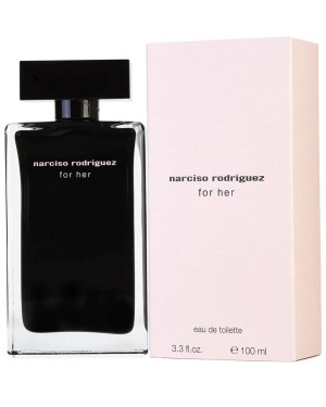 Narciso Rodriguez For her eau de toilette, 3.3 oz (w)
