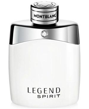 Mont Blanc Men's Legend Spirit Eau de Toilette Spray, 3.3 oz