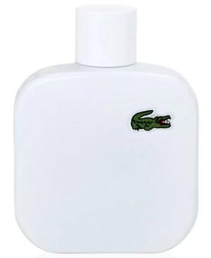 Lacoste Men's Eau de Lacoste Men's L.12.12 Pure White Eau de Toilette, 3.3 oz