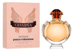 OLYMPEA INTENSE BY PACO RABANNE Eau De Parfum 2.7 Oz