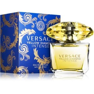 Versace Yellow Diamonds Intense Women's Perfume 3.0 Oz/90ml