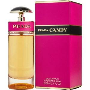 Prada  Candy Eau de Parfum 2.7 Oz /80 ml