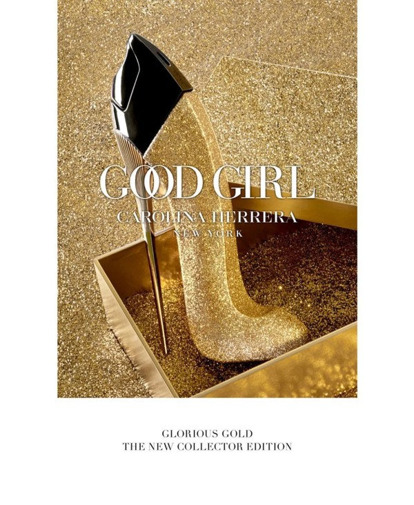 Carolina Herrera Good Girl Glorious Gold Collector Edition, 2.7-oz