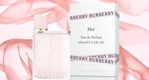 Burberry Her Eau de Parfum 3.3 Oz /100 mL