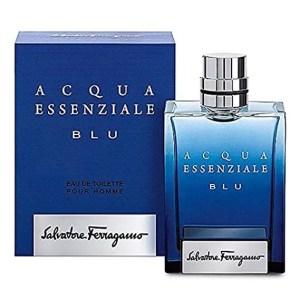 Salvatore Ferragamo Acqua Essenziale Blu Eau de Toilette 3.4 oz /100 ml