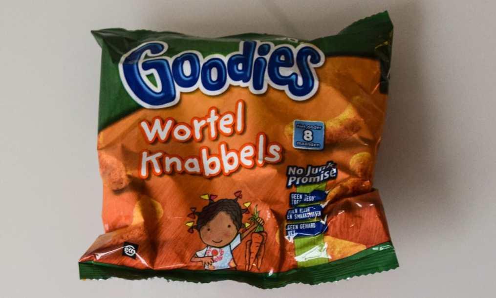 Organix Goodies Wortel Knabbels 1